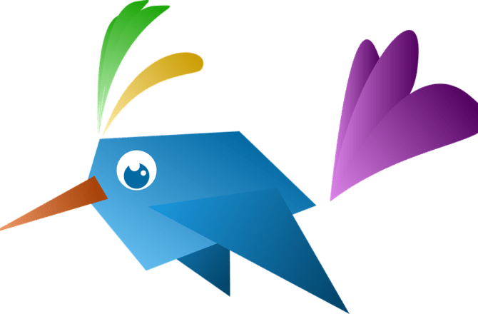 Enhanced and Unique Twitter Bird Design
