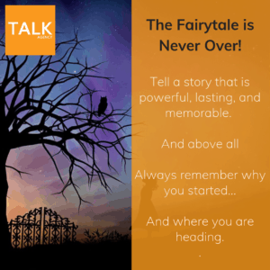 The Fairytale is Never Over