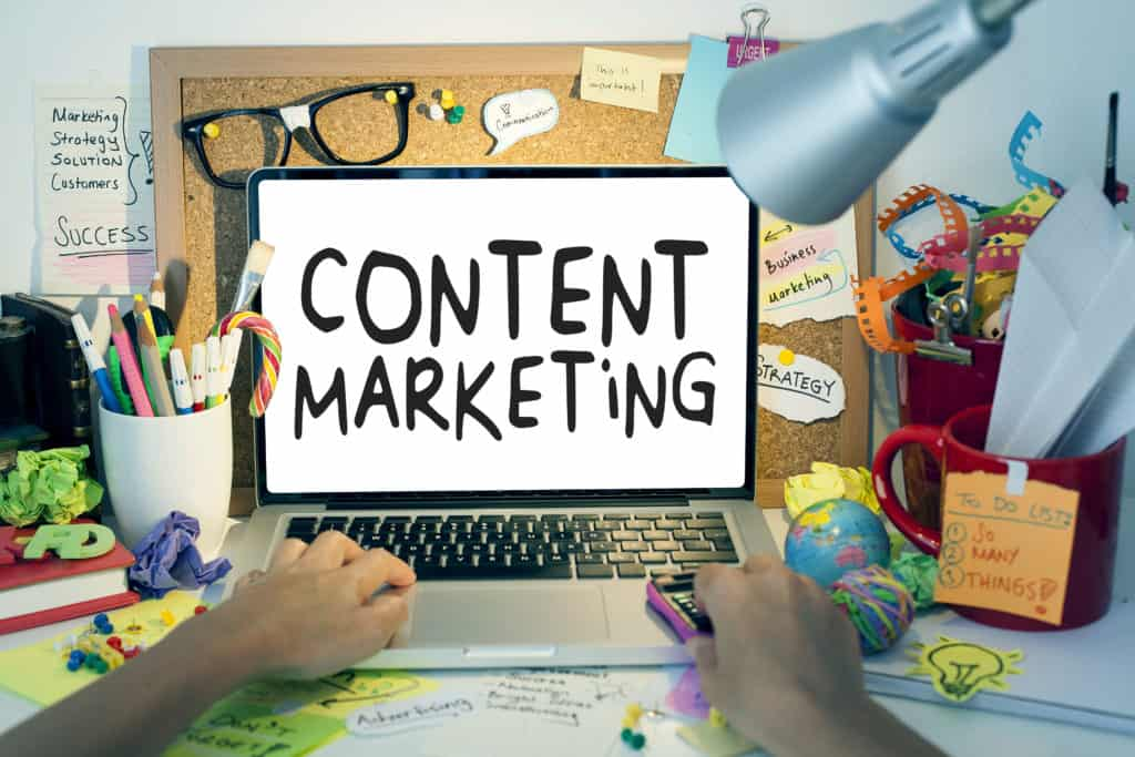 Content marketing for dummies 2020