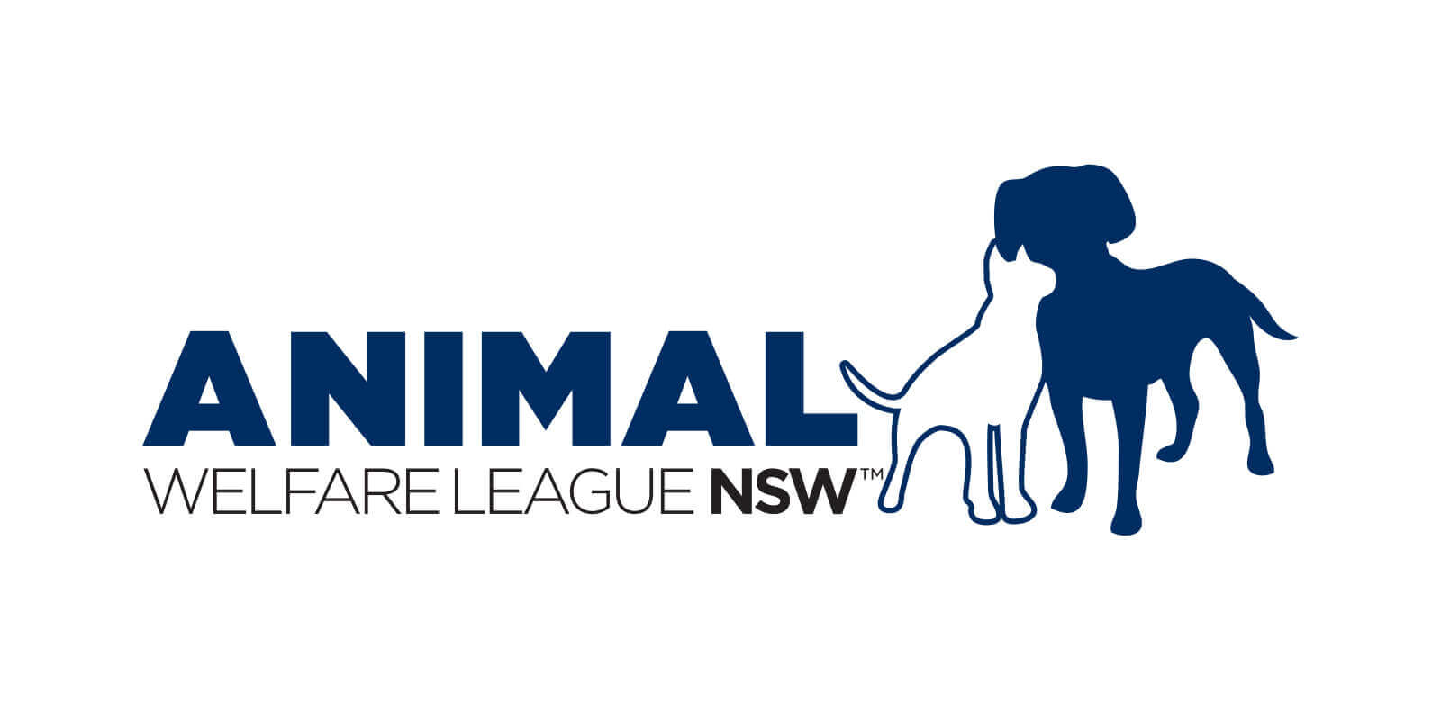 Animal Welfare League NSW logo
