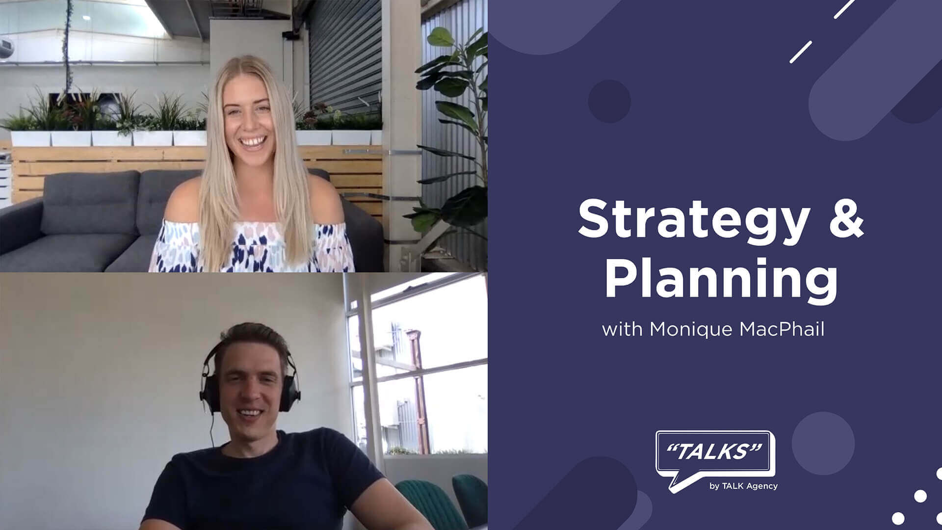 Strategy and planning with Monique MacPhail