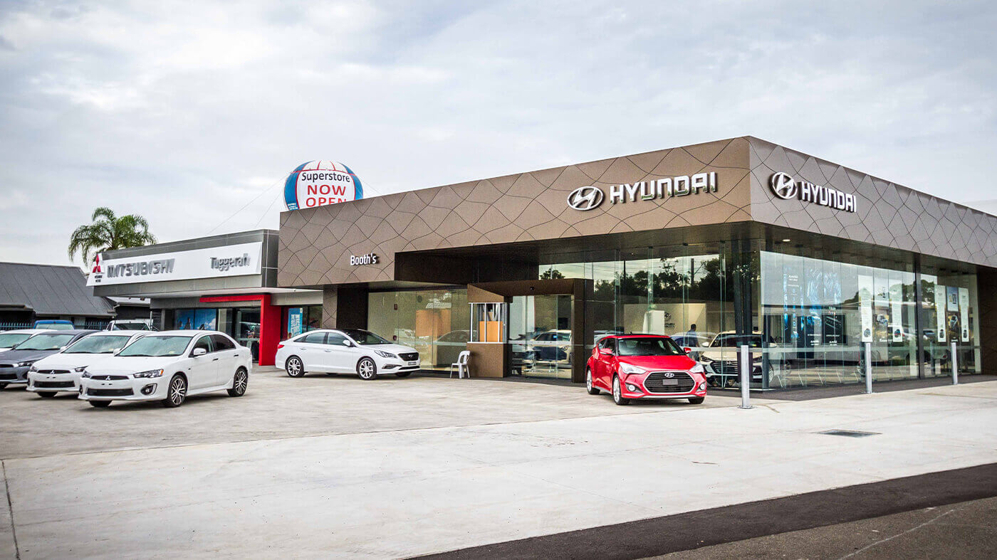 Booths Motor Group Case Study
