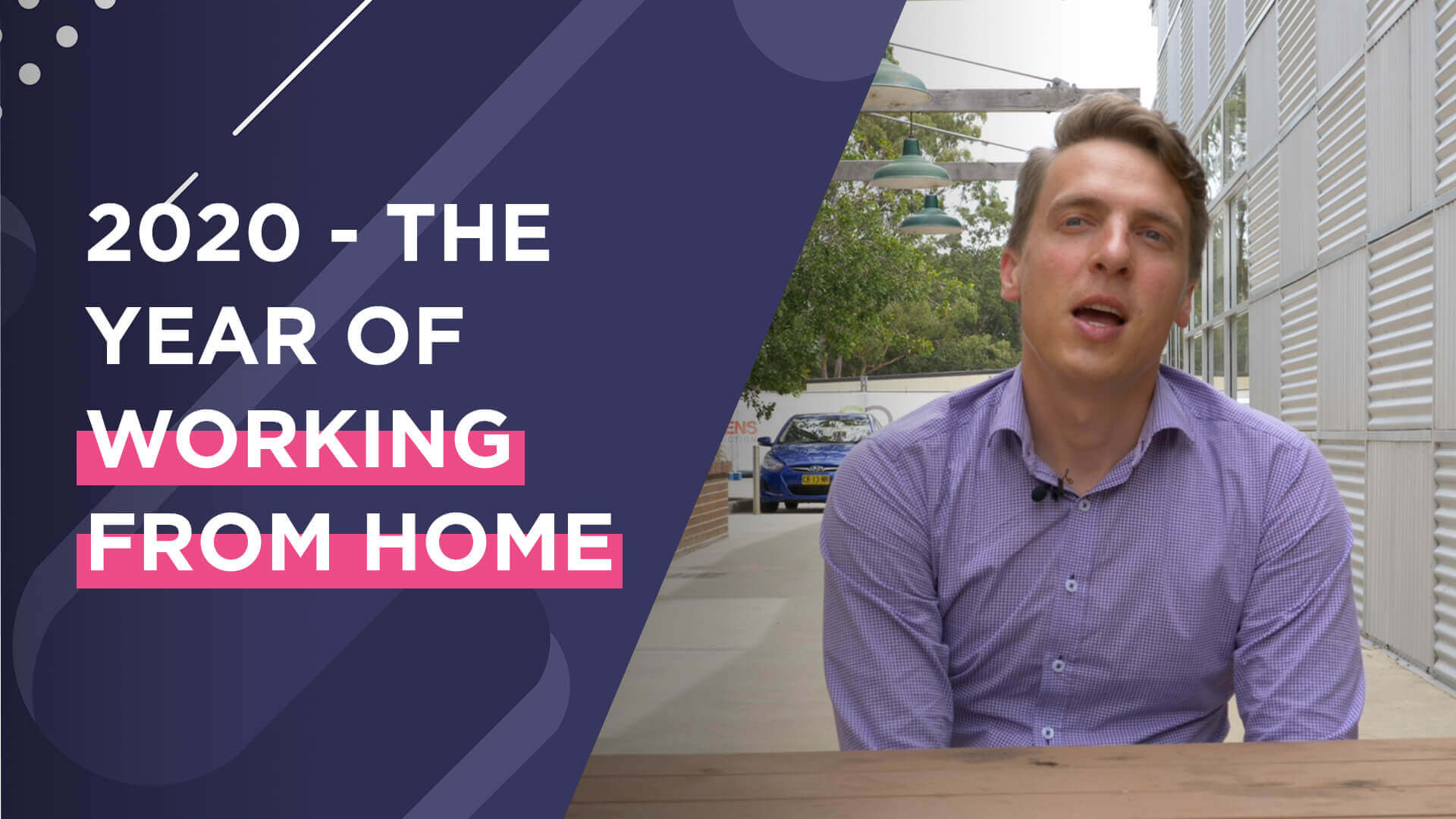 2020 - The year of working from home